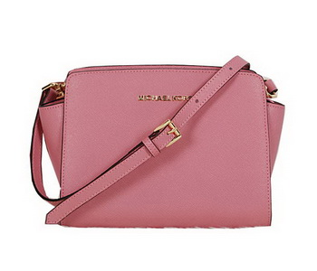Michael Kors Mini Selma Messenger Bag MK8701 Pink