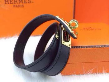 Hermes Genuine Leather Bracelet HM0013A