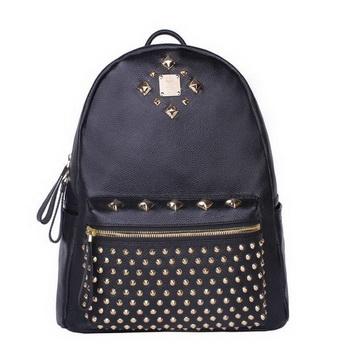 MCM Stark Special Backpack Medium MC1935 Black