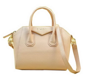Givenchy mini Antigona Bag Original Leather G9981S Beige