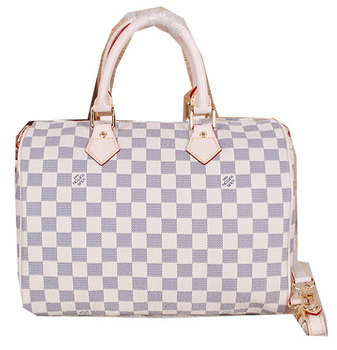 Louis Vuitton N41533 Damier Azur Speedy 30 Bag