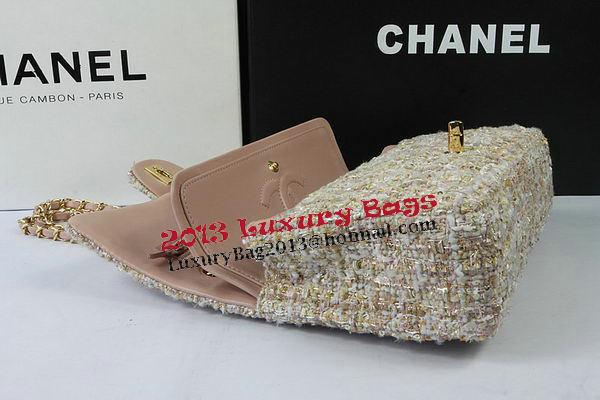 Chanel 2.55 Series Flap Bags Original Fabric CHA01112 Pink