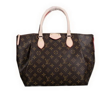 Louis Vuitton Monogram Canvas Turenne MM Tote Bag M48814