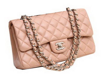 Chanel 2.55 Series Bags Original Lambskin Leather CFA1112 Beige