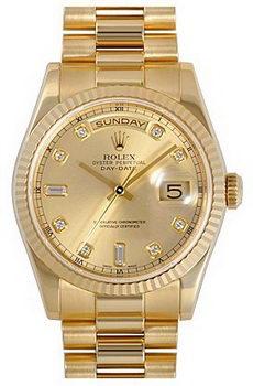 Rolex Day-Date Replica Watch RO8008AC