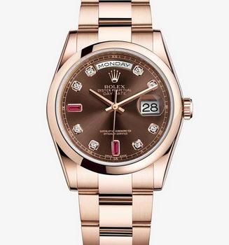 Rolex Day-Date Replica Watch RO8008Q