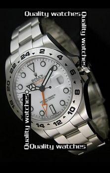 Rolex Explorer II Replica Watch RO8004E