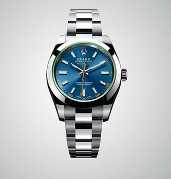 Rolex Milgauss Replica Watch RO8001D