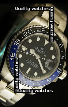 Rolex GMT-Master Replica Watch RO8016J