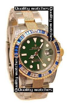 Rolex GMT-Master Replica Watch RO8016T