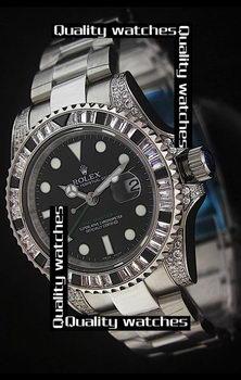 Rolex GMT-Master Replica Watch RO8016U