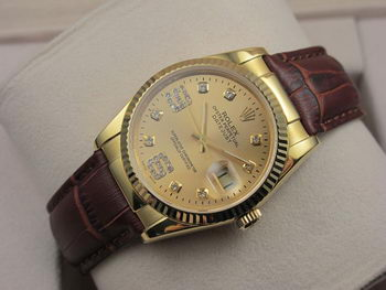 Rolex Datejust Ladies Replica Watch RO8022AC