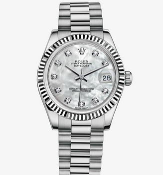Rolex Datejust Ladies Replica Watch RO8022D