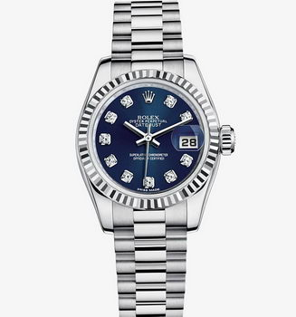 Rolex Datejust Ladies Replica Watch RO8022F