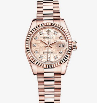Rolex Datejust Ladies Replica Watch RO8022G