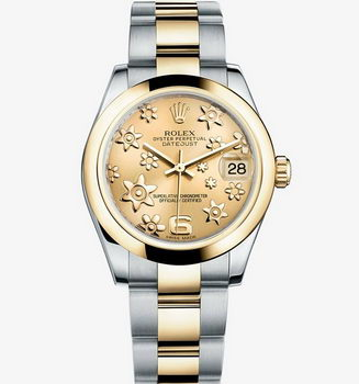 Rolex Datejust Ladies Replica Watch RO8022W