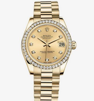 Rolex Datejust Ladies Replica Watch RO8022X