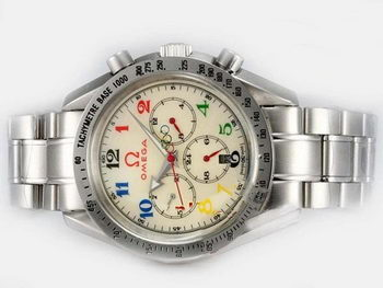 Omega Speedmaster Replica Watch OM8031R