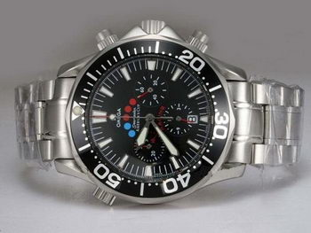 Omega Seamaster Replica Watch OM8039AI