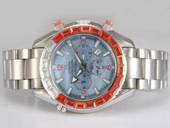 Omega Seamaster Replica Watch OM8039AM