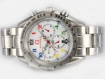 Omega Speedmaster Replica Watch OM8040S