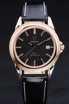 Omega Deville Replica Watch OM8041Q