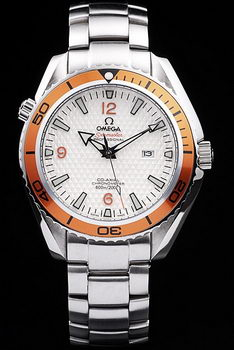 Omega Seamaster Replica Watch OM8039AW