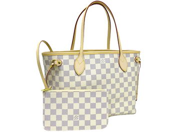Louis Vuitton N41362 Damier Azur Neo Neverfull PM Bag