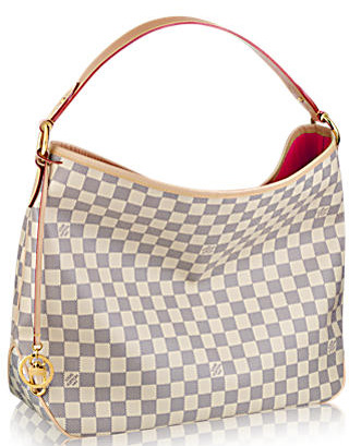 Louis Vuitton  Damier Azur Canvas DELIGHTFUL MM N41448