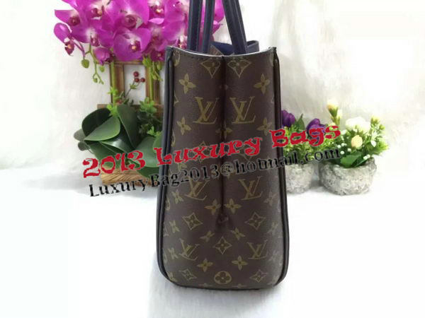 Louis Vuitton Monogram Canvas KIMONO Bag M40458 Royal