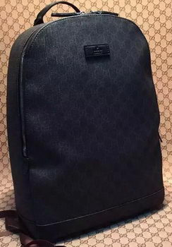 Gucci GG Canvas Backpack 353476 Black