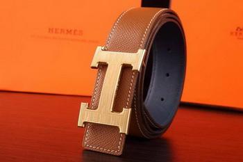 Hermes Belt H3085G Wheat