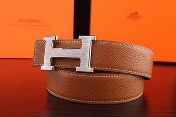 Hermes Belt H3085S Wheat