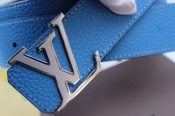 Louis Vuitton Belt LV0048S Blue