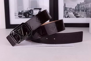 Louis Vuitton Belt LV4346C Black