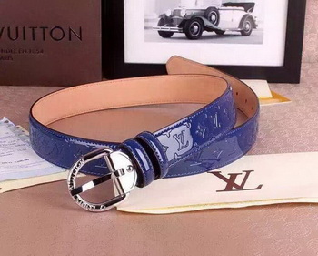 Louis Vuitton Belt LV4694B Blue