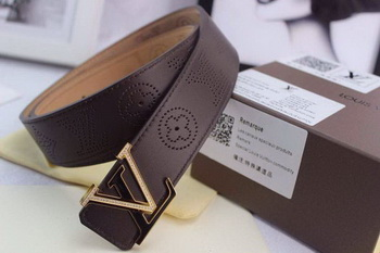 Louis Vuitton Belt LV5590G Brown