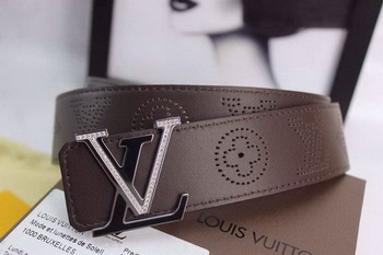 Louis Vuitton Belt LV5590S Brown