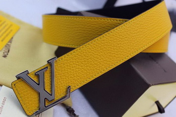 Louis Vuitton Belt LV5767S Yellow