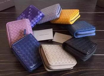 Bottega Veneta Intrecciato Nappa mini Wallet BV324868