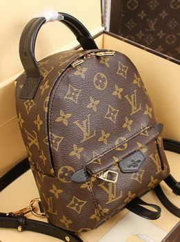 Louis Vuitton Monogram Canvas Michael mini Backpack M40019C