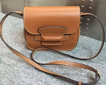 Celine TAB Trotteur Bag Calfskin Leather C77429 Brown
