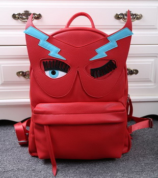 Chiara Ferragni Flirting Backpack CF2083 Red