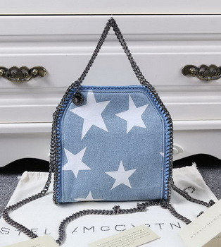 Stella McCartney Falabella Denim Bag SMC8956 Star
