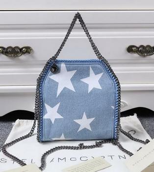 Stella McCartney Falabella Denim Bag SMC8956 Star