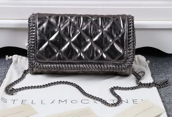 Stella McCartney Falabella PVC Cross Body Bag SMC882 Grey