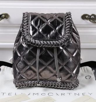 Stella McCartney Falabella Shoulder Bag 8851 Deep Grey