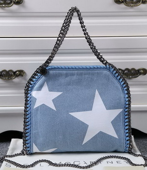 Stella McCartney Falabella Small Bag SM886 Blue