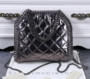 Stella McCartney Falabella Small Bag SM886 Deep Grey