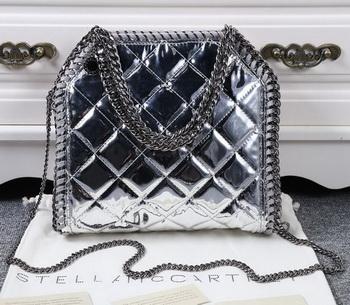 Stella McCartney Falabella Small Bag SM886 Silver